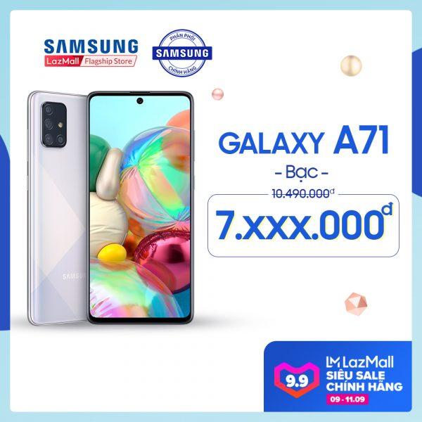 Điện Thoại Samsung Galaxy A71 128GB (8GB RAM)