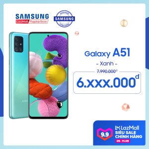 Điện thoại Samsung Galaxy A51 128GB (6GB RAM)